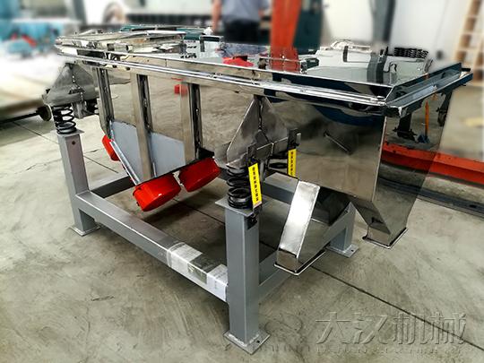 不锈钢zhi线振动筛